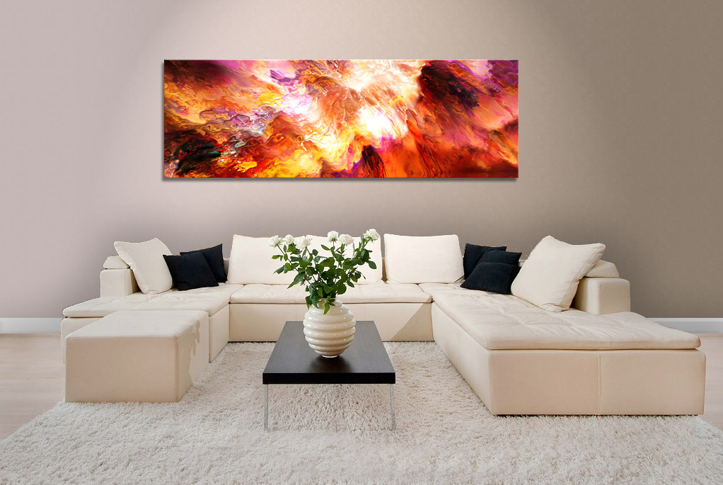 Art is a Great Addition to Your Home's Beauty