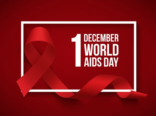 1 December is World AIDS Day